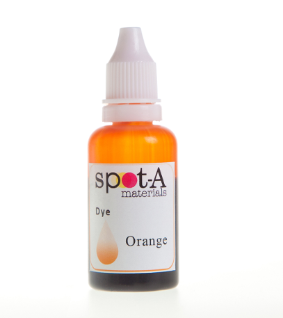 Orange Transparent Dye