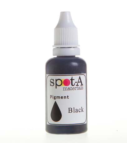 Black Opaque Pigment for Resins