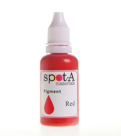 Red Opaque Pigment for Resin