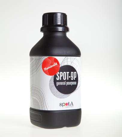 Spot-GP Illuminaid Resin